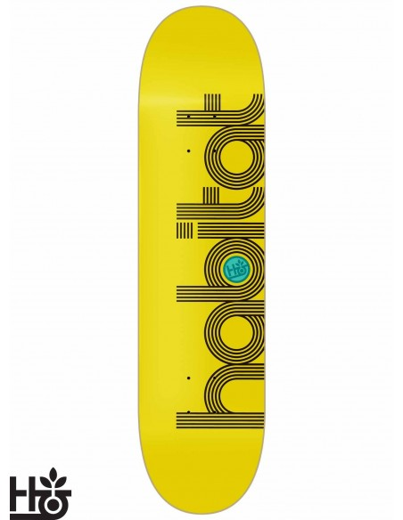 Habitat Skateboards Ellipse Medium 8.125