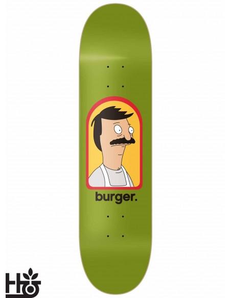 Habitat Skateboards Bob´s Burguers Burguer 8.0