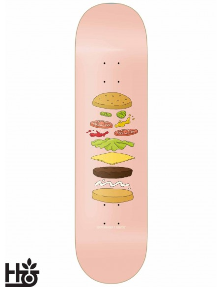 Habitat Skateboards Bob´s Burguers Expanded Burguer 8.125