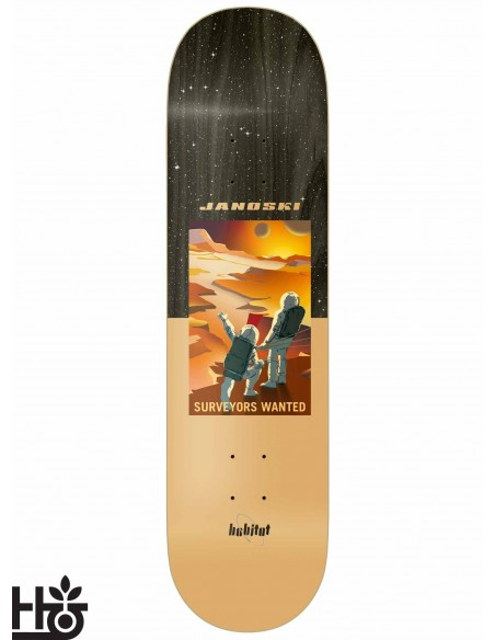Habitat Skateboards NASA Janoski 8.0