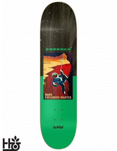 Habitat Skateboards NASA Syvanen 8.25