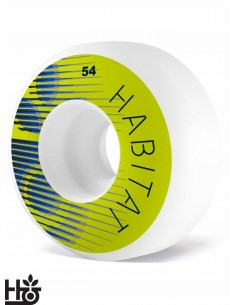 Habitat Skateboards Wreath Logo 54