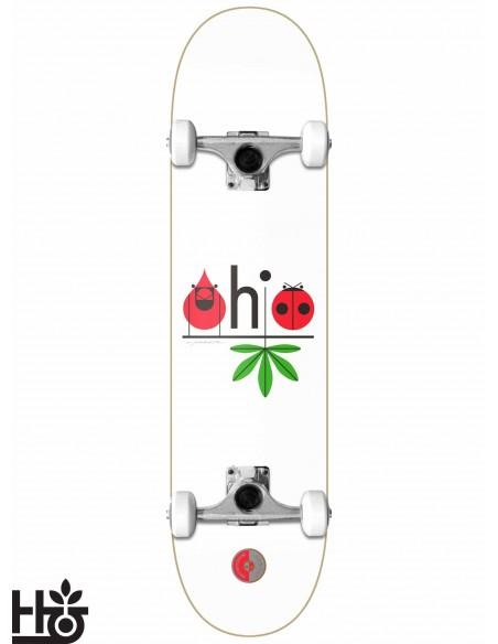 Habitat Skateboards Harper Ohio 8.0 Complete