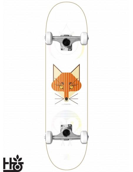 Habitat Skateboards Harper Red Fox 8.125 Complete