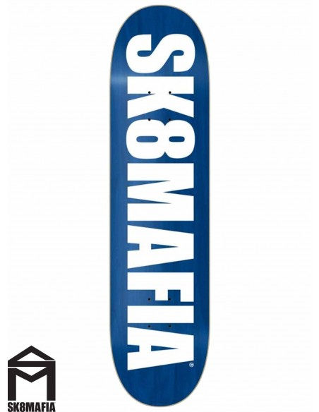 SK8MAFIA Og Logo Assorted Stained 8.0