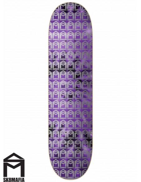 SK8MAFIA AO House Chrome Tie Dye 8.0