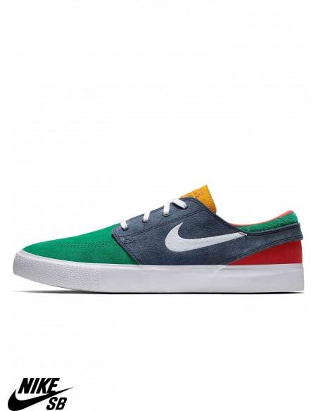 Nike SB Zoom Stefan Janoski RM Lucid Green