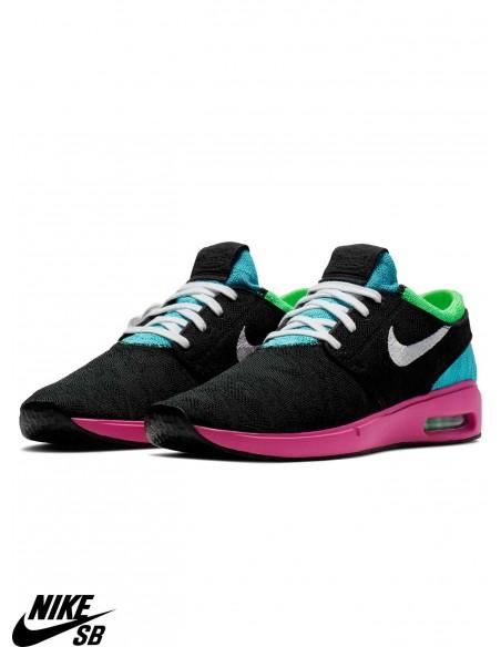 Nike SB Air Max Janoski 2 Black