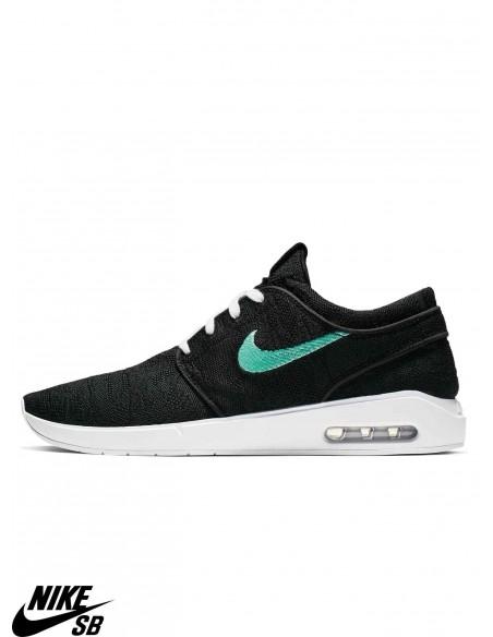 Nike SB Air Max Janoski 2 Negro Mint