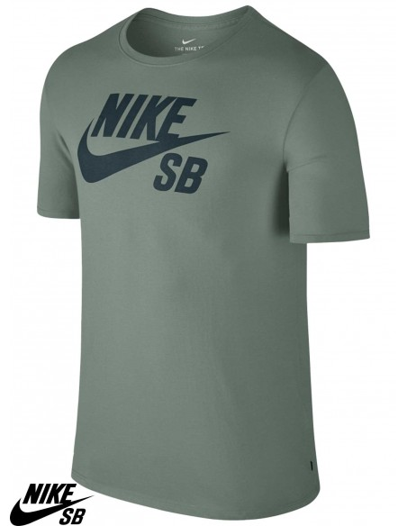 Nike SB Logo Clay Green