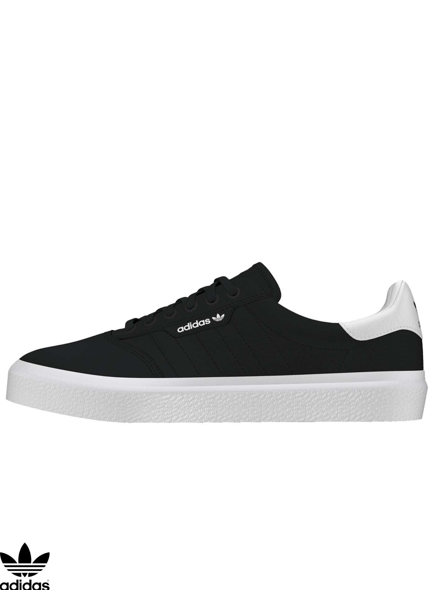 Scarpe da Skate Adidas 3MC Vulc Black
