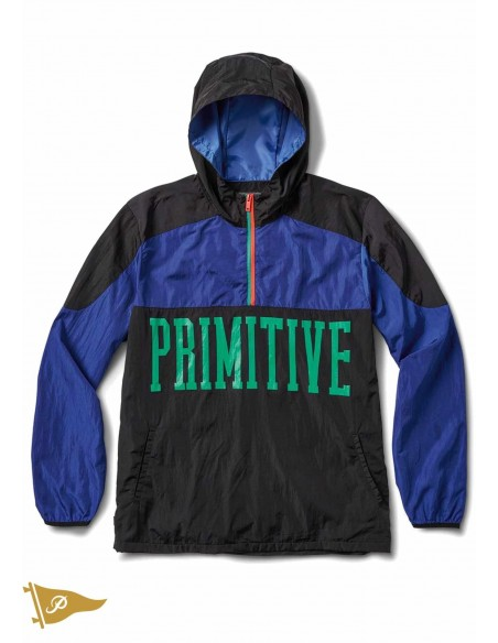 Primitive Croydon Jacket - blue