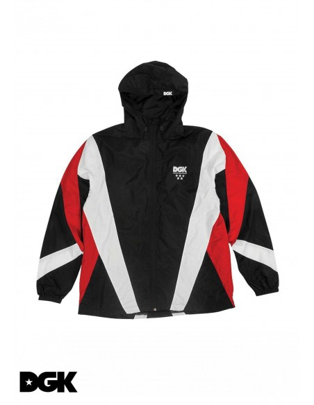DGK Mirage Windbreaker Jacket