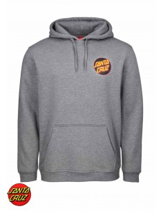Santa Cruz Dot Hood Grey