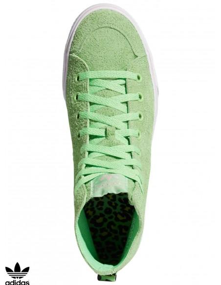 Adidas Nizza High RFS Green