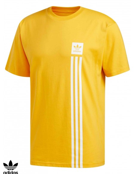 Adidas Pillar Yellow