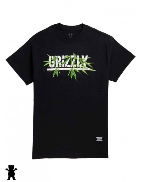 Grizzly Seed Stamp Black