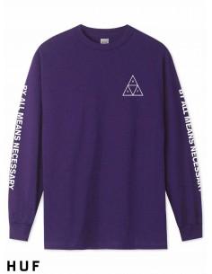 HUF Triple Trialgle Purple