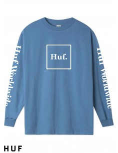 HUF Triple Trialgle Blue