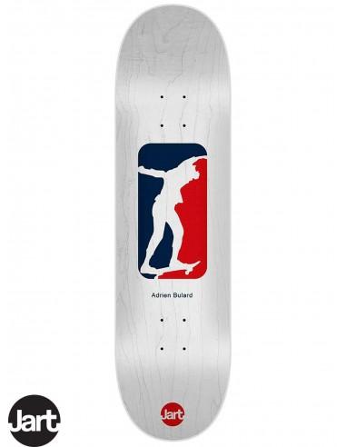 "JART Skateboards Cut Of LC Adrien Bulard 8.125"""
