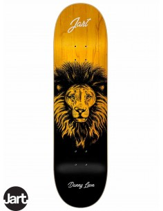 JART Skateboards Cut Off LC Danny Leon 8.375