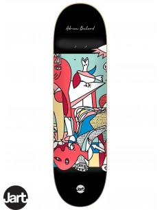 "JART Skateboards 1937 LC Adrien Bulard 8.125"""