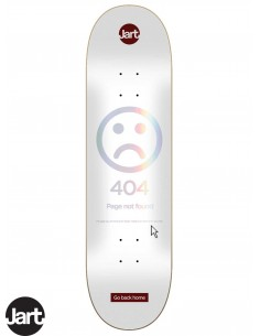 JART Skateboards 404 8.25 HC
