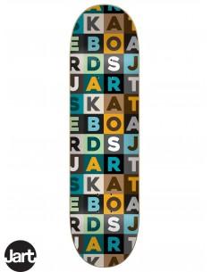 JART Skateboards Scrabble 8.125 HC