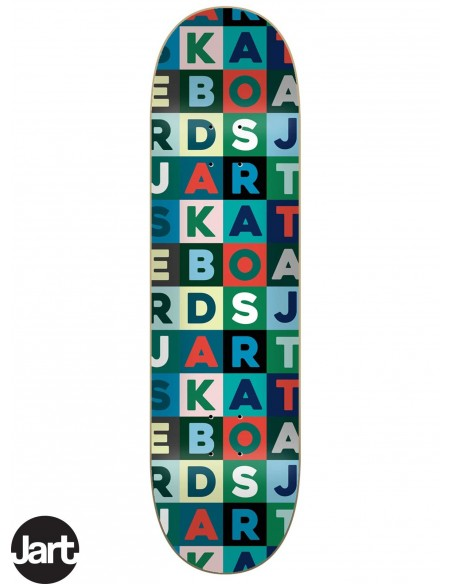 JART Skateboards Scrabble 8.25 HC