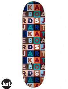 JART Skateboards Scrabble 8.5 HC