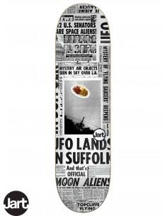 JART Skateboards Flying saucers 7,87 LC