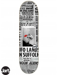 JART Skateboards Flying saucers 8.0 LC