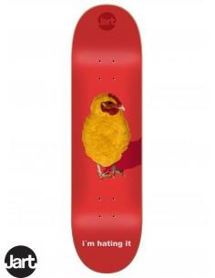 JART Junk food 8.125 LC Tabla de skate