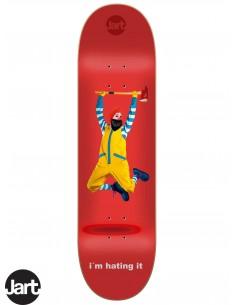 JART Junk food 8.375 LC Skateboard Deck