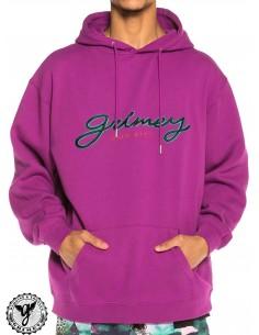 T-Shirt Grimey Face Your Fear Pink