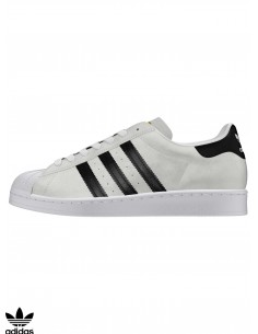 Adidas Skateboarding Superstar ADV White Skate Shoes
