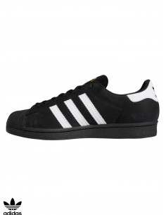 Shoes da Skate Adidas Skateboarding Superstar ADV White