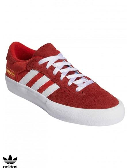 solo submarino cascada  Adidas Skateboarding Matchbreak Super Red Skate Shoes