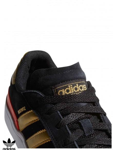 Shoes da Skate Adidas Skateboarding Busenitz Vulc II Black