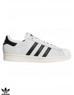 Adidas Skateboarding Superstar ADV White Skate Shoes