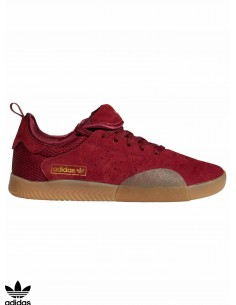Shoes da Skate Adidas Skateboarding 3ST.003 Burgundy