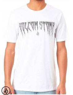 T-Shirt Volcom Earth People Black