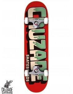 Cruzade Can 8.125 Skate Completo