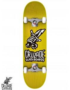 Cruzade Corp 8.25 Skate Completo
