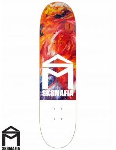 Tabla de Skate SK8MAFIA House Logo Oil High 8.25