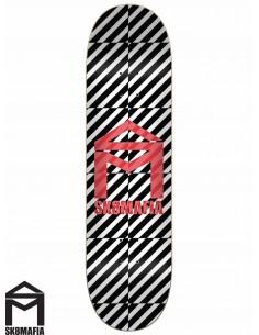 SK8MAFIA House Logo OP 8.0 Skateboard Deck