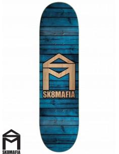 Planche de Skate SK8MAFIA House Logo Wood 8.5