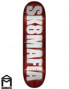 SK8MAFIA Og Logo Wall 8.3 Skateboard Deck