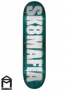 Tabla de Skate SK8MAFIA Og Logo Wall 8.5