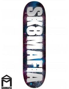 Tabla de Skate SK8MAFIA Og Logo Stencil 8.25